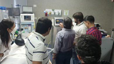 Photo of Desarrollaron en Las Rosas un prototipo de ventilador mecánico para pacientes de COVID-19
