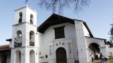 Photo of Detuvieron a un ladrón en el Convento San Francisco de Santa Fe