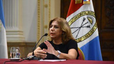 Photo of La ministra Martorano se recuperó de la neumonía y volvió a su domicilio