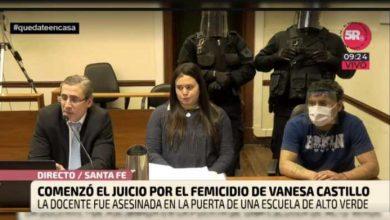 Photo of En vivo: comenzó el juicio al acusado de matar a la docente Vanesa Castillo