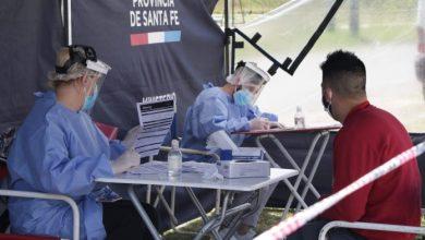 Photo of Santa Fe confirmó más de mil casos de coronavirus este sábado