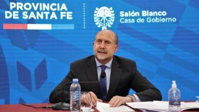 Photo of El gobernador hizo referencia a las nuevas habilitaciones y la renuncia de Borgonovo