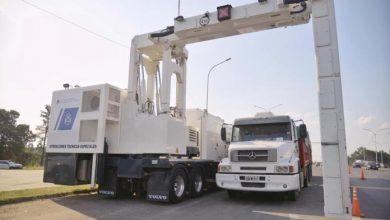 Photo of Fuerzas Federales controlaron con escáneres la circulación de camiones