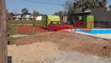 Photo of Denunciaron que les usurparon el terreno en Sauce Viejo y les quemaron el auto
