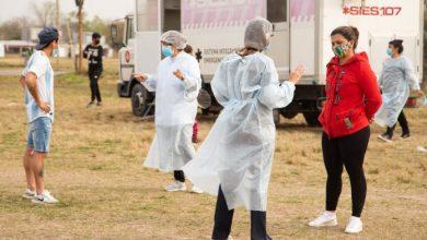 Photo of Confirmaron 1.313 nuevos casos de COVID-19 en Santa Fe