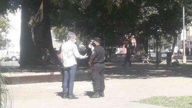 """Photo of Confirmaron que la amenaza de bomba al municipio fue una """"falsa alarma"""""""