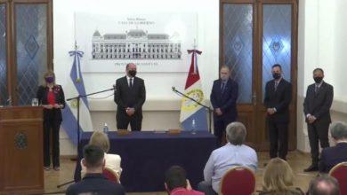 Photo of Juraron los nuevos ministros del gobierno provincial