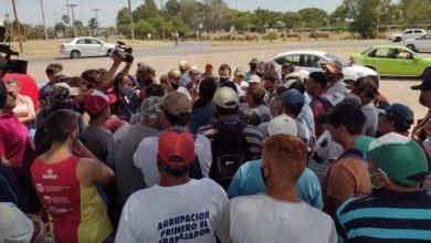 Photo of Los pescadores rechazaron la propuesta del Gobierno y continuarán los cortes