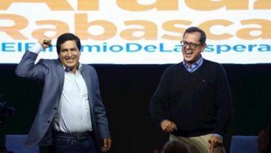 Photo of El correísmo ganó las elecciones en Ecuador, pero habrá balotaje