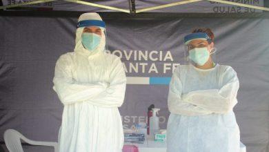 Photo of Coronavirus: más de 800 nuevos casos y 10 muertes en la provincia