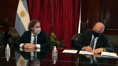 Photo of Perotti luchará en Buenos Aires por el retorno de las clases presenciales