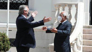 Photo of Tras su visita a Portugal, el Presidente partió rumbo a Madrid para seguir con su gira europea
