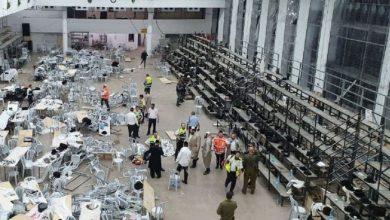 Photo of Al menos dos muertos tras el colapso de una sinagoga cerca de Jerusalén