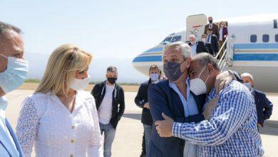 Photo of El Presidente encabeza en La Rioja una reunión de trabajo con gobernadores de todo el país